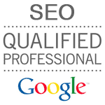 Google SEO certification